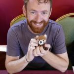 Foto mit Chris Rankin