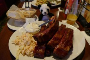 Smokehouse Pork Ribs